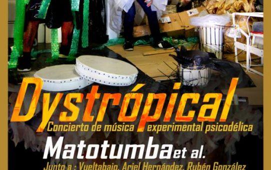 """""""Dystrópical"""" Matotumba , @ Maimi – Mana Contemporary and Clocktower Programming. 141 NE 1st ST. Miami fla."""