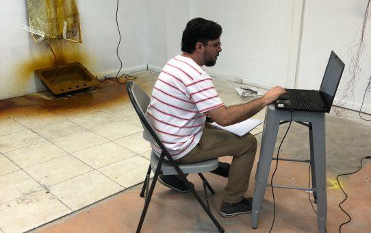 Rafael Vargas Bernard  @ Maimi – Mana Contemporary and Clocktower Programming. 141 NE 1st ST. Miami fla.