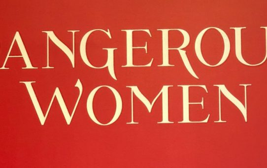 """""""Dangerous Women: Selections from the John and Mable Ringling Museum of Art, At the Frost Museum FIU 2018"""