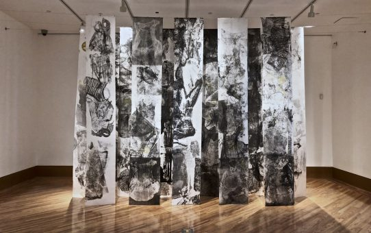 MFA Thesis Candidates Present End to End at the Frost Art Museum, FIU, 2018
