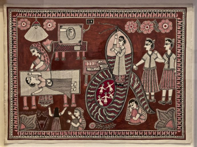 Many Visions, Many Versions – Art from Indigenous Communities in India at Frost Art Museum FIU