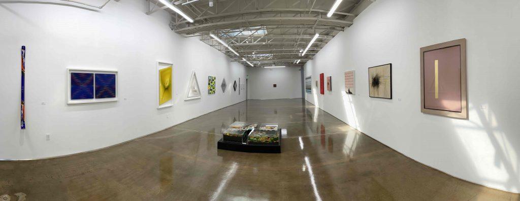 Eugenio Espinoza: Good Blue Day, Piero Atchugarry Gallery