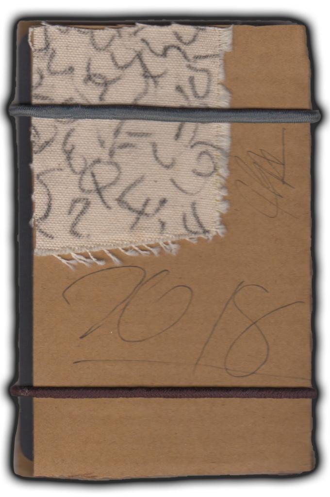 Nestor Otero artist sckech book colection of MSA