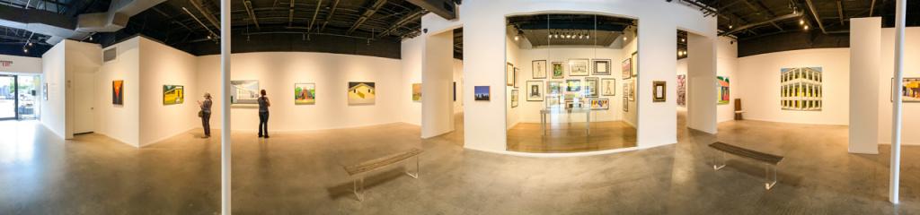 """""""Emilio Sanchez: Revisited"""", LnS Gallery"""